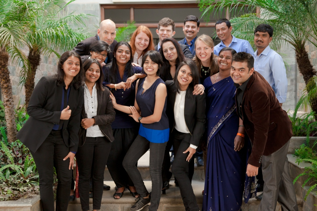 swissnex India team