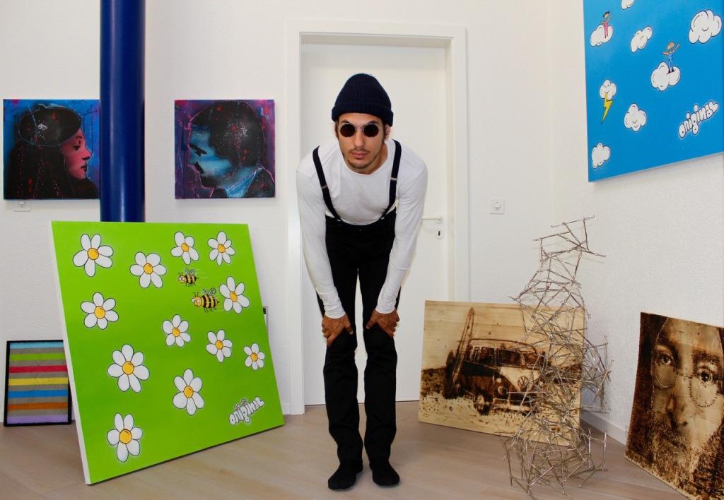 originalartiste - exposition en suisse - nicolas bamert